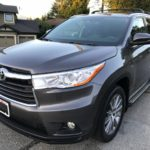 2016 Toyota Highlander XLE * 9,000 KM * Local, 1 Owner, NAVI, CAMERA, Lots of Extras - $38,888