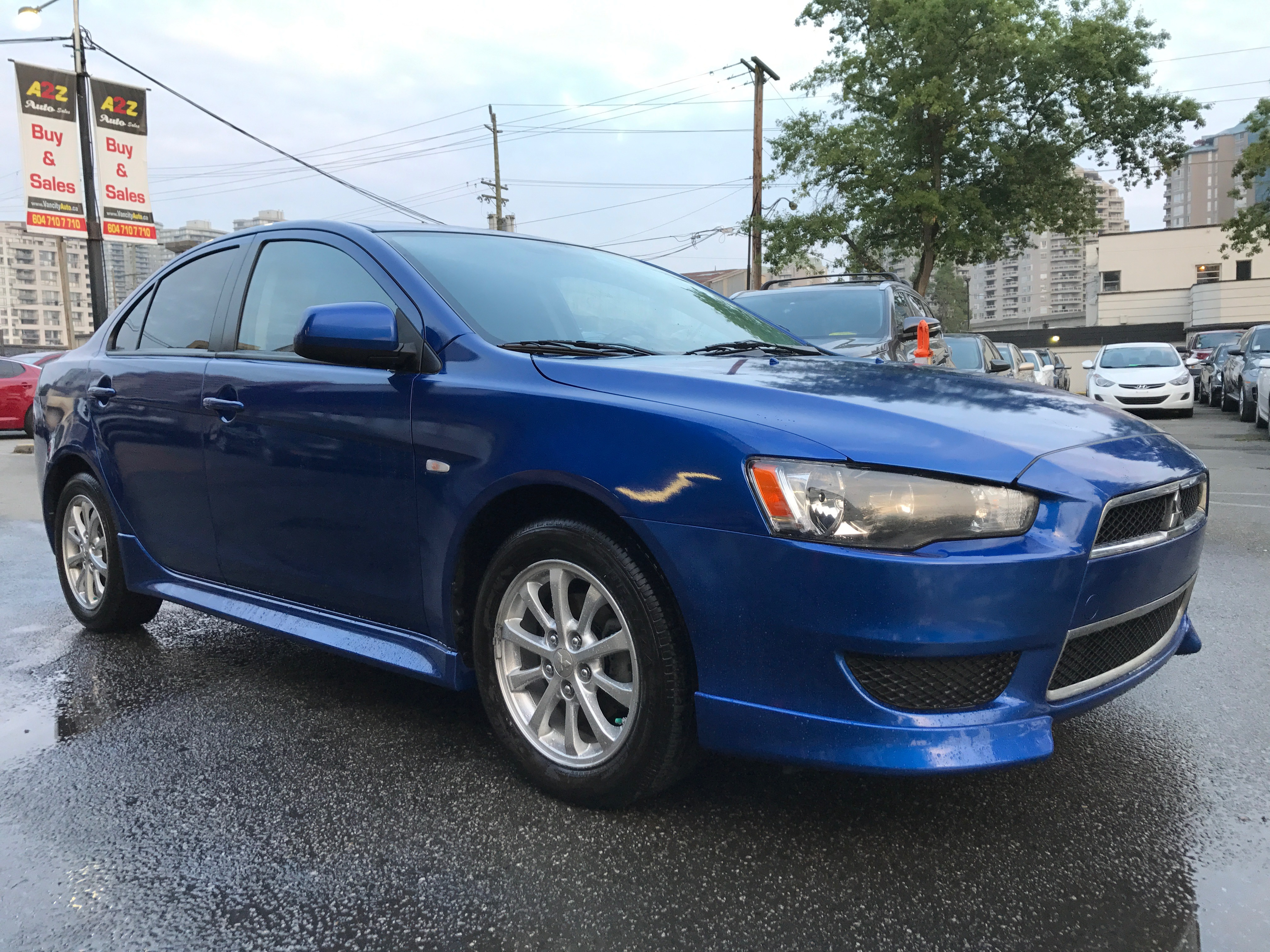2012 mitsubishi lancer gt automatic no accident still under the warranty 9 999. Black Bedroom Furniture Sets. Home Design Ideas