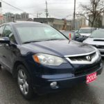 2008 Acura RDX AWD Technology Package ** 139,000 KM ** 2.3L Turbo, NAVIGATION, Backup Cam $10,999