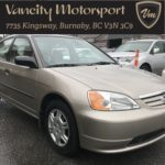 2001 Honda Civic Auto **112,800 KM **Clean Title, 1 Year Free Warranty $4,888